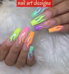 Summer Nail Art Design-9