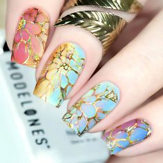 Summer Nail Art Design-12