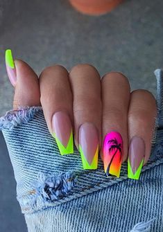 Summer Nail Art Design-14