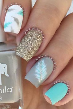 Summer Nail Art Design-15