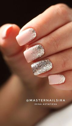 Wedding Nail Design-6