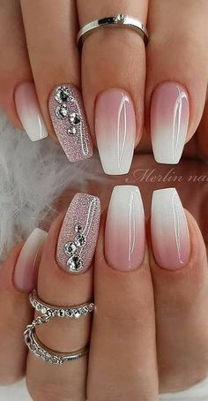 Wedding Nail Design-7