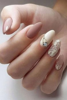 Wedding Nail Design-11