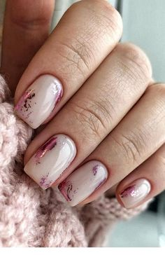 Wedding Nail Design-13