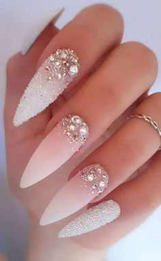 Wedding Nail Design-14