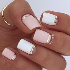 Wedding Nail Design-15