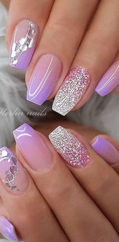 Wedding Nail Design-17