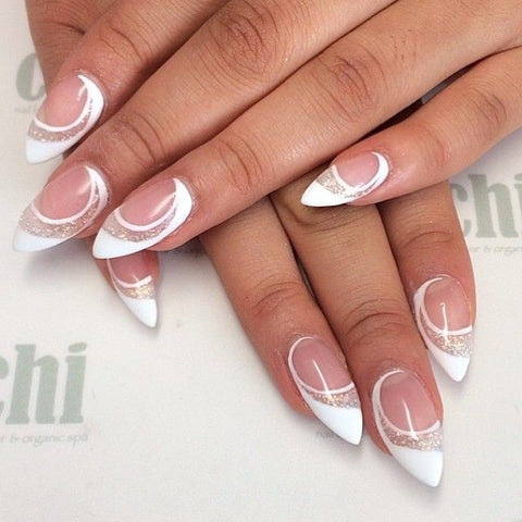 Cool French manicure ideas