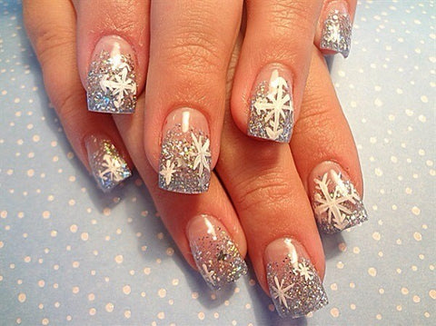 Christmas Nail Art Design-7