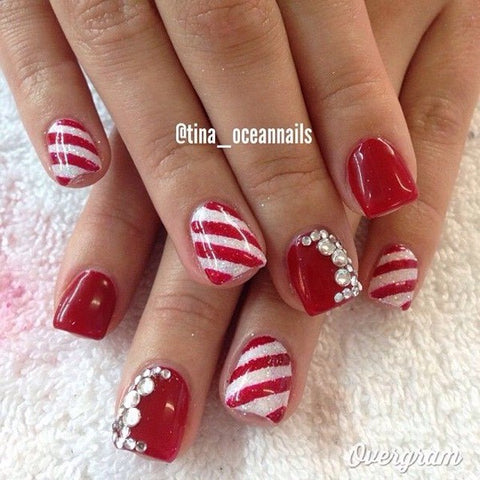 Christmas Nail Art Design-8