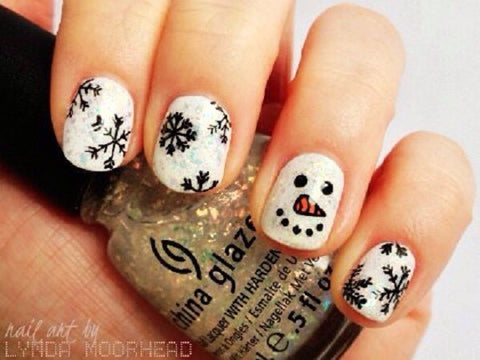 Christmas Nail Art Design-10