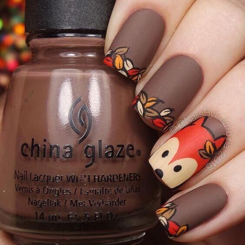 Fall Nail Color-8