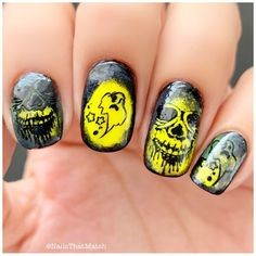 Cool Nail Art Design-3