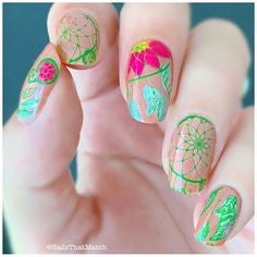 Cool Nail Art Design-6