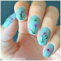 Cool Nail Art Design-7