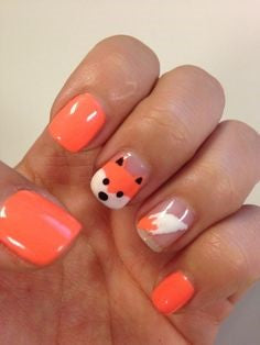 Easy nail art designs for kids-4