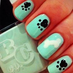 Easy nail art designs for kids-8