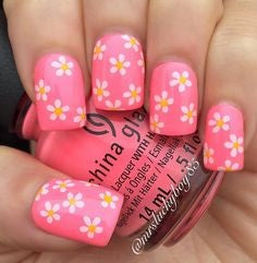 Easy nail art designs for kids-9