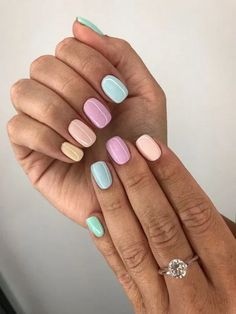 Cute Summer Nail Color Idea-2