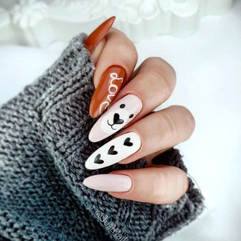 Cute Design Nails