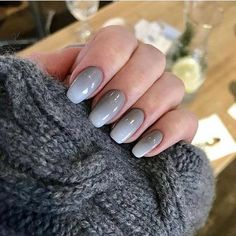 Taupe Nail Designs-6