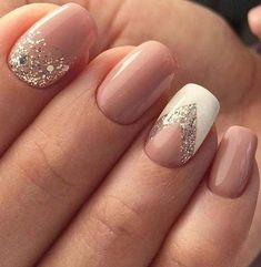 Pretty Nail Design-7 Square Gel nails