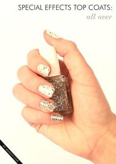 Nail Designs With Rhinestones And Glitter3