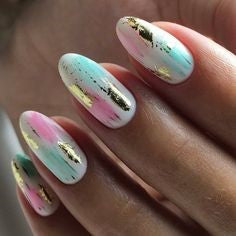 unicorn powder nails-6