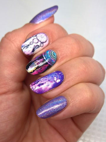 nail stickers designs