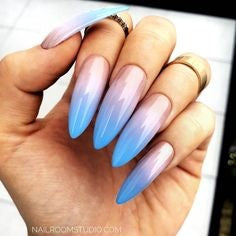 Best Mirror Nail Design-17