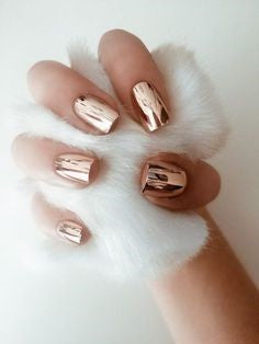 Best Mirror Nail Design-18