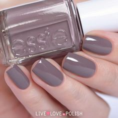 Taupe Nail Designs-12