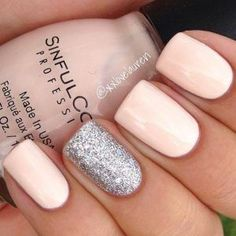 Cute Summer Nail Color Idea-14