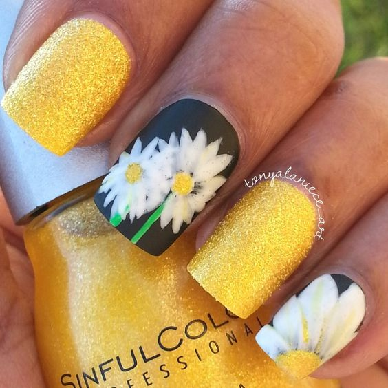 Hottest 80+ Cute Spring Nail Designs 2018 - Hottest 80+ Cute Spring Nail Designs 2018 BeautyBigBang
