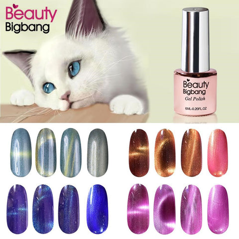Beautybigbang Magnetic nail polish