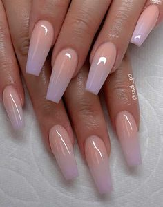 Pretty Nail Design-2 Ombre nails