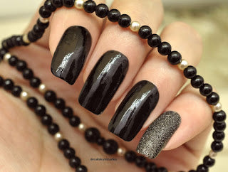 Gothic Holography Nails Beautybigbang