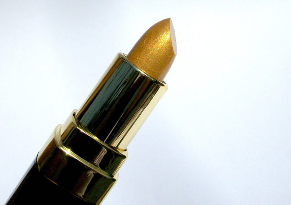 Gold Metallic Lipstick