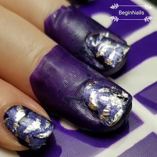what nail polish latex paint hession hairdressing