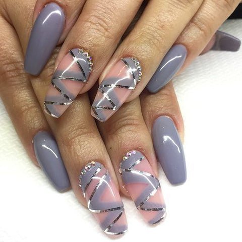 30+ Beautiful Cat-eye Nail Design for 2018 | BeautyBigBang