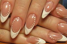 French Tip Nails-11