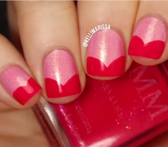 60+ Best Valentine's Day Nails Designs for 2018