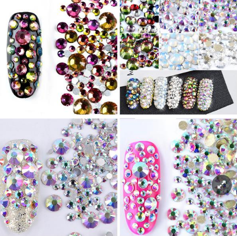 beauty bigbang, nail polish,nail art , nail glitter & sequins