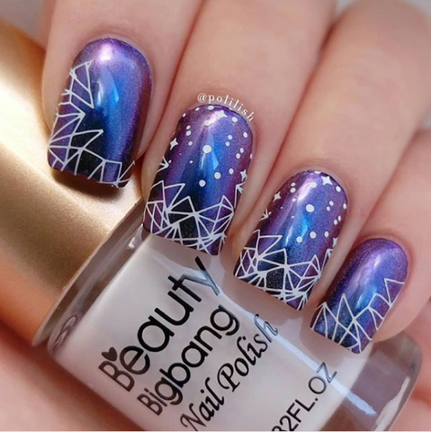 beauty bigbang, nail art, nail polish