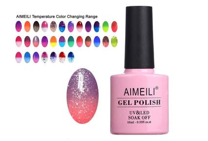 Aimeili Temperature Color Changing Gel Nail Polish