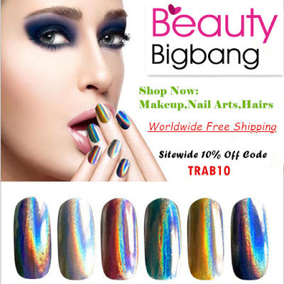 Beauty Bigbang, nail polish, nail art