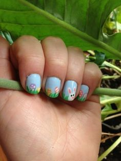 Easter Nail Designs-14