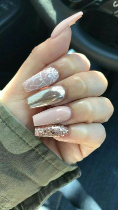 Taupe Nail Designs-15