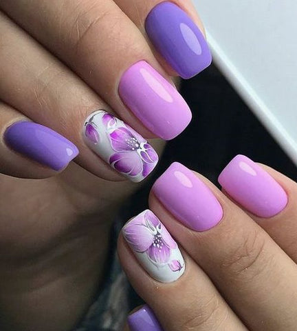 30beautiful Nail Art Designs 2018 Beautybigbang