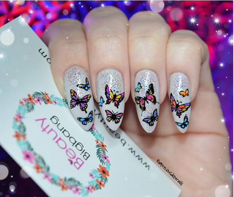 sstamping nail art designs